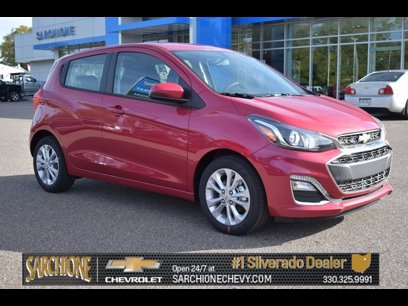 New 2020 Chevrolet Spark LT w/ 1LT - 531444577