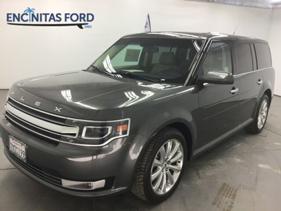 Certified 2016 Ford Flex FWD Limited - 546557665