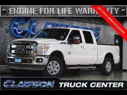 Used 2013 Ford F250 Lariat - 556521866