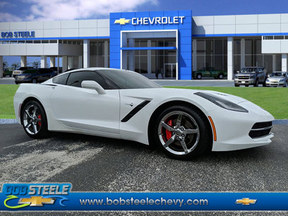 Used 2014 Chevrolet Corvette Stingray Coupe - 548324660