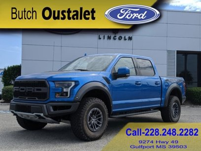 New 2019 Ford F150 4x4 Crew Cab Raptor - 518569461