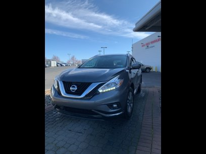 Certified 2017 Nissan Murano SL - 548944802