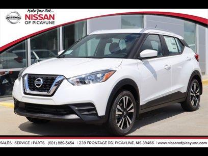 New 2019 Nissan Kicks SV - 521636194