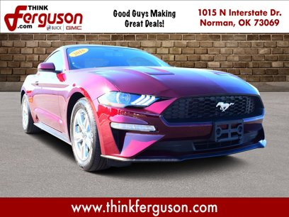 Used 2018 Ford Mustang Coupe - 531614811