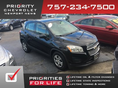 Used 2016 Chevrolet Trax FWD LS - 535924636