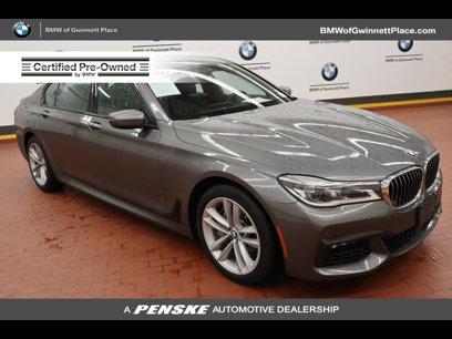 Used 2017 BMW 750i xDrive - 540769052