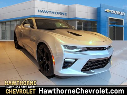Used 2018 Chevrolet Camaro SS Coupe w/ 2SS - 529947862