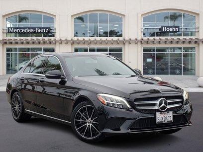 Mercedes Of San Diego >> 2019 Mercedes Benz C 300 For Sale In San Diego Ca 92134