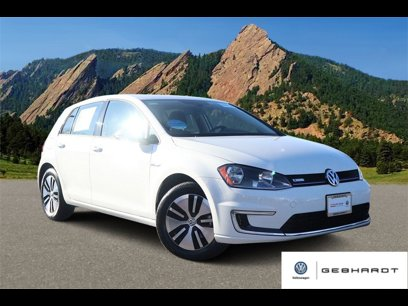 Certified 2016 Volkswagen e-Golf SE - 534500081