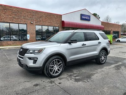 Used 2018 Ford Explorer Sport - 547342205