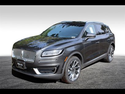 New 2019 Lincoln Nautilus AWD Reserve - 521501157