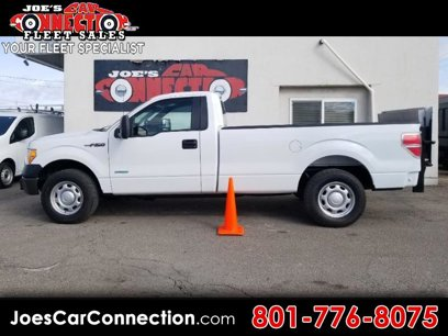 Used 2014 Ford F150 2WD Regular Cab - 498417046