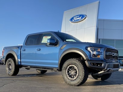New 2020 Ford F150 4x4 Crew Cab Raptor - 543429760