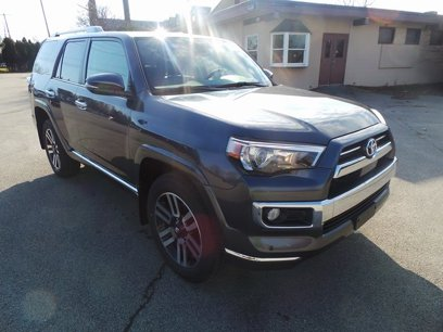 New 2020 Toyota 4Runner Limited - 540464554