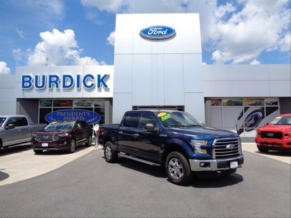 Used 2016 Ford F150 4x4 SuperCrew XL - 520293255