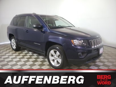 Used 2016 Jeep Compass Sport - 602363215