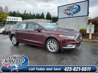 Used 2017 Ford Fusion SE - 540497997