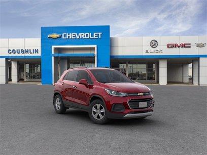 New 2019 Chevrolet Trax FWD LT w/ 1LT - 542005013