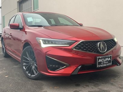 New 2020 Acura ILX w/ Premium & A-SPEC Package - 535679659