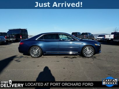 Used 2017 Lincoln Continental AWD Select - 569988270