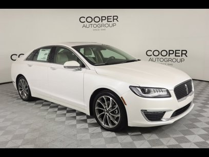 New 2019 Lincoln MKZ Select - 517158735