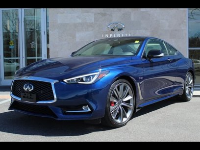New 2019 INFINITI Q60 Red Sport 400 AWD Coupe - 511605871