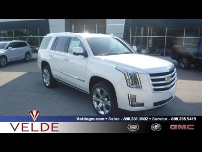 New 2020 Cadillac Escalade 4WD Premium Luxury - 522832901
