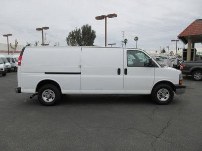 Used 2016 Chevrolet Express 3500 Extended - 607974147
