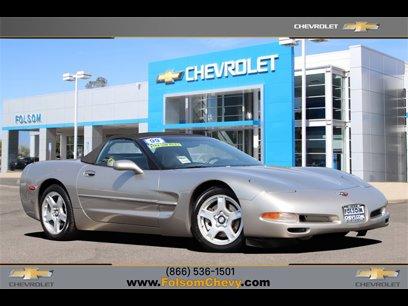 Used 1999 Chevrolet Corvette Convertible - 602737286