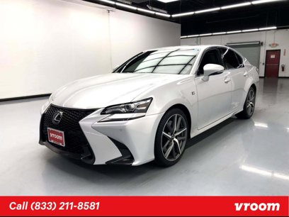 Used 2017 Lexus GS 350 F Sport - 540763536