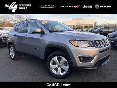 Certified 2019 Jeep Compass 4WD Latitude - 544427311