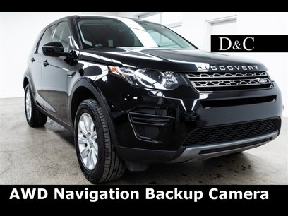Used 2018 Land Rover Discovery Sport SE - 524850081
