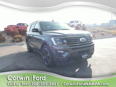 New 2020 Ford Expedition 4WD Limited - 533445252