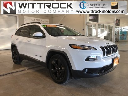 Certified 2017 Jeep Cherokee Limited - 540877682