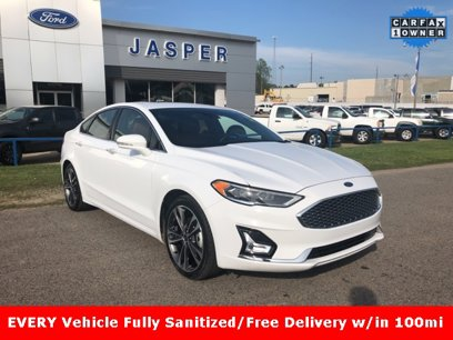 Used 2019 Ford Fusion Titanium AWD - 548718179