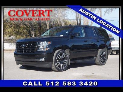 Used 2018 Chevrolet Tahoe 4WD Premier - 568664112