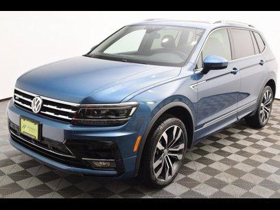 New 2020 Volkswagen Tiguan 4Motion SEL Premium R-Line - 541807399