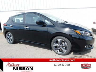 New 2020 Nissan Leaf SV w/ Protection Package - 548204845