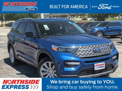 New 2021 Ford Explorer 2WD Limited Hybrid - 582561323