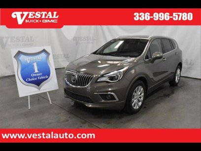 Certified 2017 Buick Envision FWD Essence - 548253430