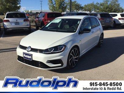 New 2019 Volkswagen Golf R 4-Door - 524411794