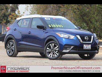 Certified 2019 Nissan Kicks SV - 534338860