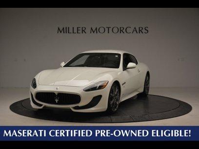 Certified 2016 Maserati GranTurismo Sport - 527987162