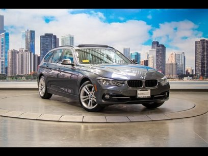 Certified 2017 BMW 330i xDrive Wagon - 563481149