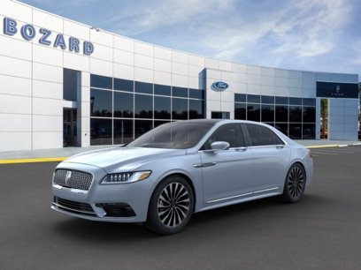 New 2020 Lincoln Continental AWD Black Label - 537002229