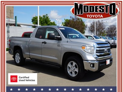 Certified 2017 Toyota Tundra 2WD Double Cab - 548010553