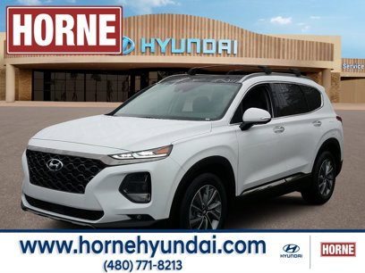 New 2020 Hyundai Santa Fe AWD Limited - 539763264