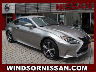 Used 2017 Lexus RC 300 AWD - 536078285