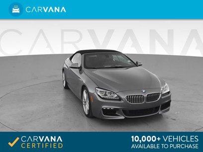 Used 2013 BMW 650i xDrive Convertible - 529831132