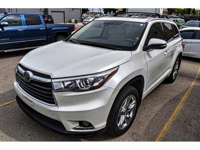 Certified 2016 Toyota Highlander Limited Platinum - 548673795